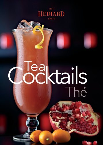Hediard-Tea-Cocktails-Recipes