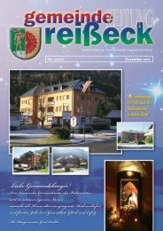 2/2011 - Gemeinde Reißeck