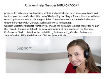 Help on Quicken update & upgrade1844-748-2888