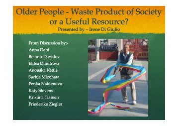 Download SS2 Group discussion 2 feedback.pdf - ERA-Age