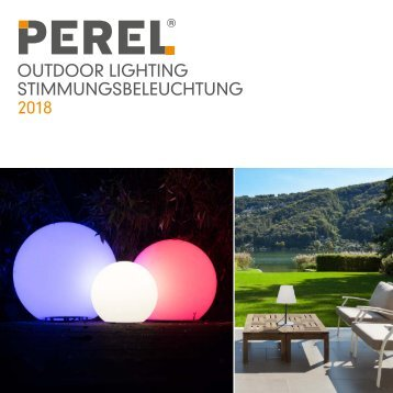 Outdoor Lighting / Stimmungsbeleuchtung