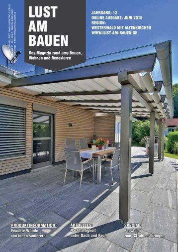 Juni 2018 - Westerwald mit Altenkirchen - Online Ausgabe