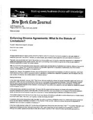 New York Law Journal, January 10, 2012 - Law Offices of Russell I ...
