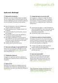 Checkliste Umzug in die Schweiz - Meldebox.de - Page 7