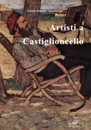 Artisti a Castiglioncello