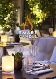 Smart Candle brochure