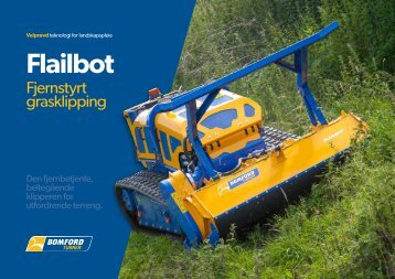 Bomford-Flailbot Norwegian 2018 - 21June