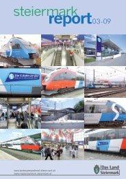 Steiermark Report März 2009 - doppelseitige Ansicht (für größere