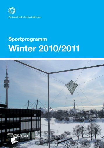 Winter 2010/2011 - ZHS