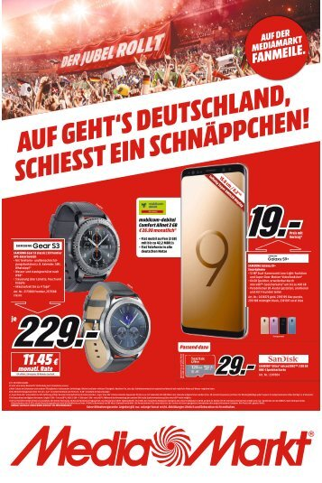 Media Markt National - 28.06.2018