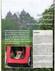 September 2009 Schweizer Hundemagazin - Mit 4 Pfoten unterwegs