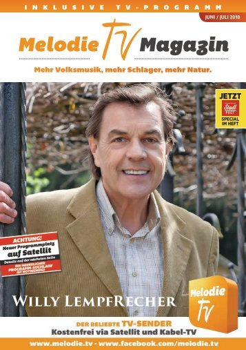 Melodie TV Magazin 06 07 2018 32S Screen