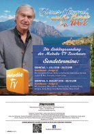 Melodie TV Magazin 06 07 2018 32S Screen - Page 2