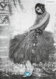 """Edition """"Die Goldenen Zwanziger"""" paruspaper & ullstein bild - 2018"""