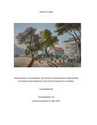 Version PDF - bauforschungonline.ch