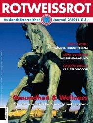 RotweissRot - Weltbund der Österreicher im Ausland