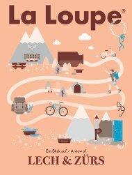 La Loupe Lech Zürs No. 14 - Summer Edition