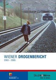 Drogenbericht 7:ärztekammer - Sucht- und Drogenkoordination Wien