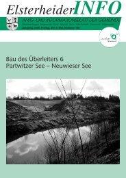 Elsterheider Info 100 - Gemeinde Elsterheide