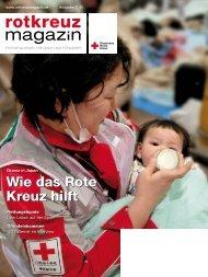Neu! Die Gesundheitssandale von Drainaflex - rotkreuzmagazin