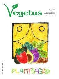 Boletín Vegetus nº 28, junio 2018