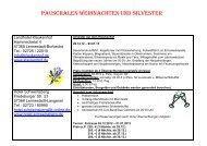 Weihnachtspauschalen 2012.pdf - Tourist-Information Lennestadt ...
