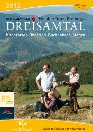 accessibility in the Dreisam Valley - Das Dreisamtal