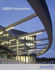 2009 - LBBW Immobilien GmbH