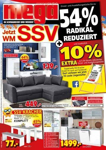 ssv einzel und ausstellungsst cke radikal reduziert ssv aktionspreise g nstige m bel. Black Bedroom Furniture Sets. Home Design Ideas