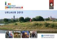 UrlAUb 2013 - Urlaub Lutherstadt Wittenberg