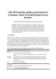 Part IV - Fachgebiet Management im Gesundheitswesen