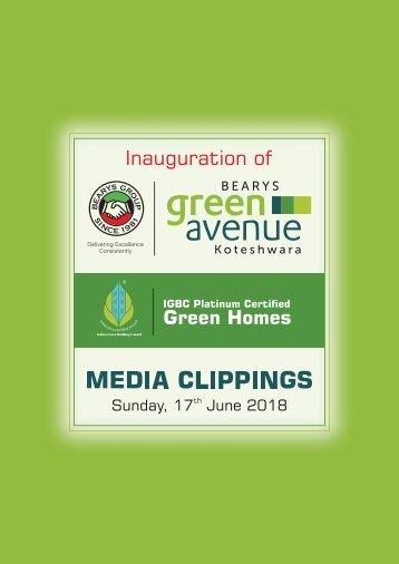 Bearys Avenue Media Clippings