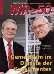 Gemeinsam im Dienste der Konsumenten - Pensionistenverband ...