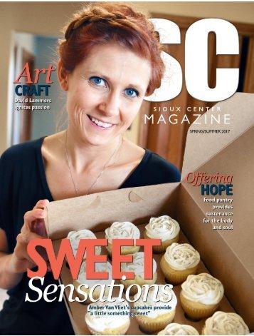 Sioux Center Magazine: Spring/Summer 2017