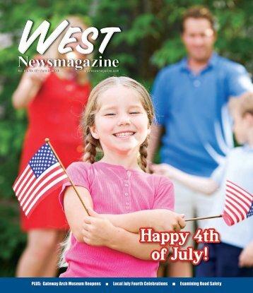 West Newsmagazine 6-27-18