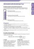 Sony NWZ-B143 - NWZ-B143 Consignes d'utilisation Italien - Page 2