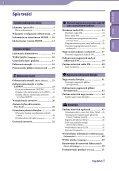 Sony NWZ-B143 - NWZ-B143 Consignes d'utilisation Polonais - Page 3