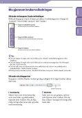Sony NWZ-B143 - NWZ-B143 Consignes d'utilisation Norvégien - Page 2