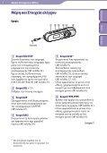 Sony NWZ-B143 - NWZ-B143 Consignes d'utilisation Grec - Page 5