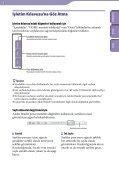 Sony NWZ-B143 - NWZ-B143 Consignes d'utilisation Turc - Page 2