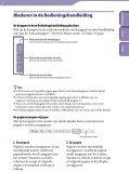 Sony NWZ-B143 - NWZ-B143 Consignes d'utilisation Néerlandais - Page 2