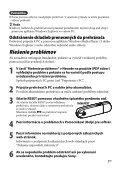 Sony NWZ-B143 - NWZ-B143 Mode d'emploi Slovaque - Page 7