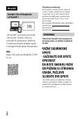 Sony DSC-RX1RM2 - DSC-RX1RM2 Mode d'emploi Croate - Page 2