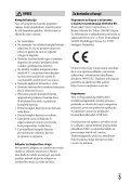 Sony DSC-RX1RM2 - DSC-RX1RM2 Mode d'emploi Croate - Page 3