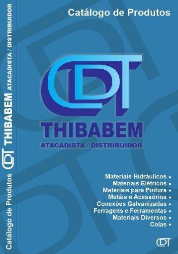 Catalogo Thibabem 2018