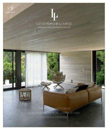 Revista LI - Edición Nº1 - Julio 2018