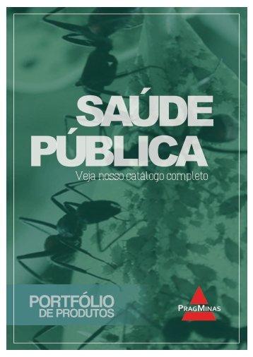 Folheto Saúde Pública