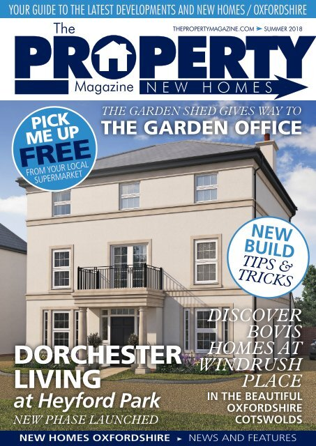 The Property Magazine - New Homes - Summer 2018
