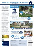 The Property Magazine - New Homes - Summer 2018 - Page 3