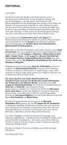 Programm Schlachthof Wiesbaden - Juli / August 2018 - Page 3